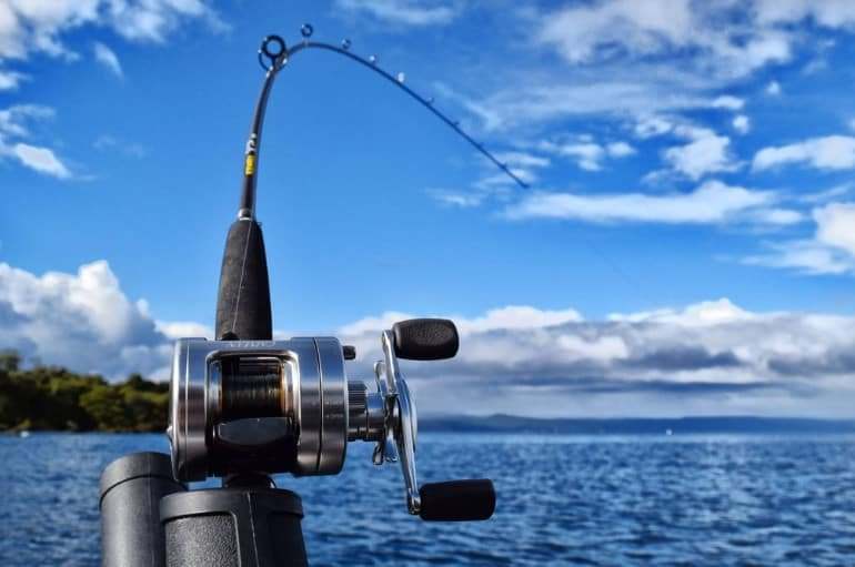 fish finder features